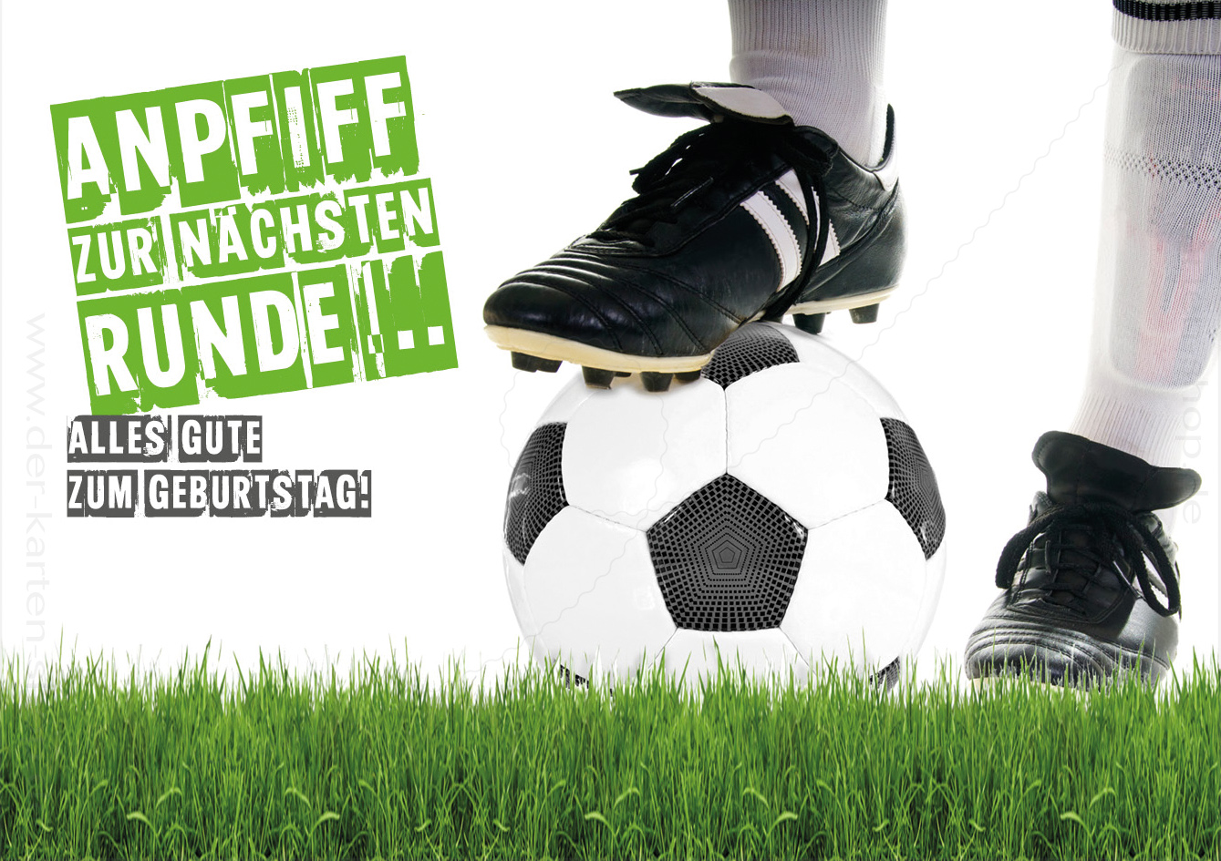 Geburtstag Sprüche Fussball