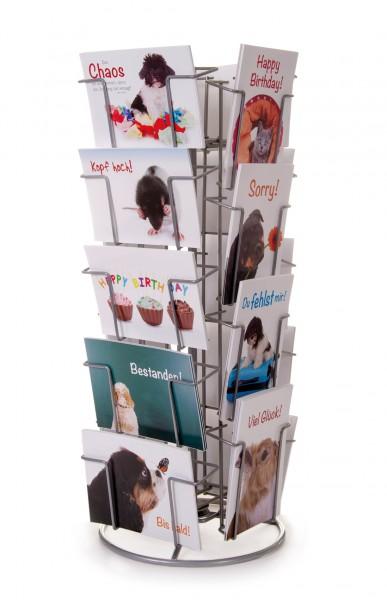 Tischkartenständer 'A' Postkarten