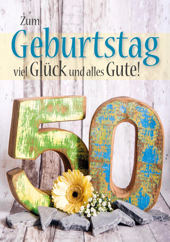 Kartensprüche Zum 50. Geburtstag